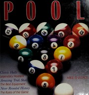 Cover of: Pool | Michael Ian Shamos