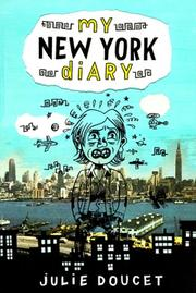 Cover of: My New York Diary | Julie Doucet