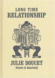 Cover of: Long Time Relationship | Julie Doucet