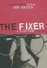 The Fixer by Joe Sacco