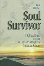 Cover of: Soul Survivor | Paul Hawker