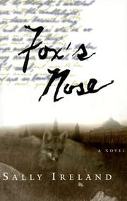 Cover of: Foxʹs nose
