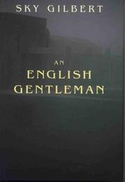 Cover of: An English gentleman