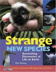 Cover of: Strange New Species | Elin Kelsey
