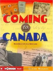 Cover of: Coming to Canada | Susan Hughes
