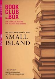 Cover of: Bookclub-In-A-Box Discusses the Novel Small Island by Andrea Levy | Andrea Levy