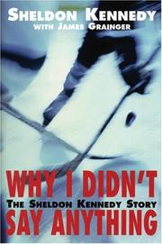 Cover of: Why I Didn