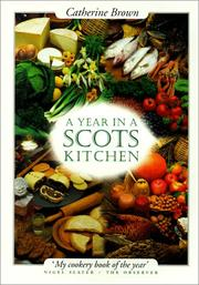 Cover of: A year in a Scots kitchen