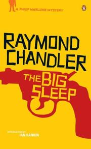Cover of: Big Sleep, the