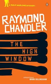 Cover of: High Window, the