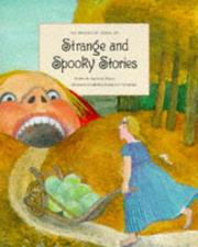 Cover of: The Barefoot Book of Strange and Spooky Stories