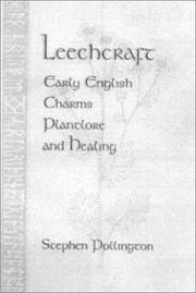 Cover of: Leechcraft
