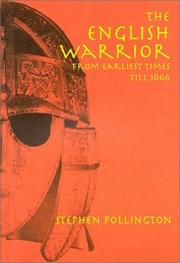 Cover of: The English Warrior