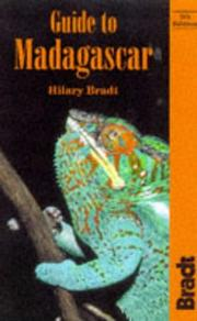 Guide to Madagascar by Hilary Bradt