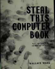 Steal this computer book