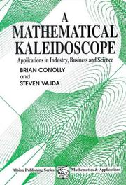 Cover of: A mathematical kaleidoscope