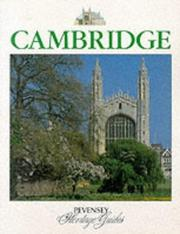 Cover of: Cambridge Pb (Pevensey Heritage Guides) | Pevensey Heritage