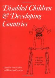 Cover of: Disabled Children and Developing Countries (Clinics in Developmental Medicine (Mac Keith Press)) |