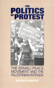 Cover of: The politics of protest