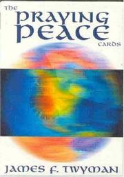 Cover of: The Praying Peace Cards