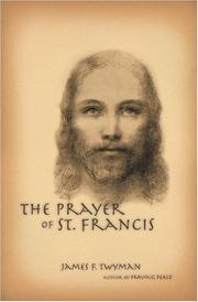 Cover of: The Prayer of St. Francis