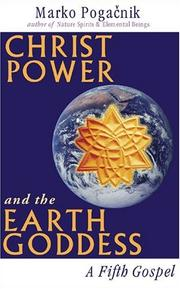 Cover of: Christ power and the earth goddess
