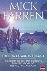 Cover of: The DNA Cowboys Trilogy