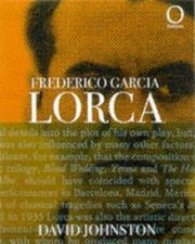 Cover of: Federico García Lorca
