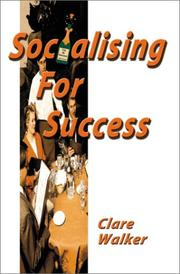 Cover of: Socialising for Success | Clare Walker