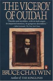 Cover of: The Viceroy of Ouidah