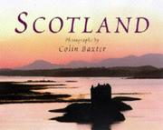 Cover of: Scotland | Colin Baxter
