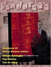 Cover of: Headpress 25
