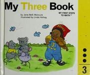 My three book