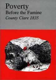 Cover of: Poverty Before the Famine |