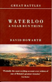 Cover of: Waterloo