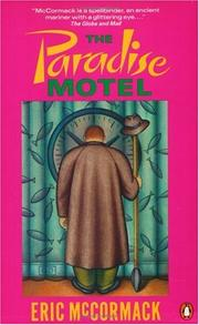 Cover of: The Paradise Motel | Eric P. McCormack
