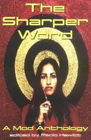 Cover of: The Sharper Word