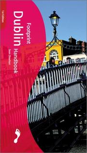 Cover of: Footprint Dublin Handbook  | Sean Sheehan