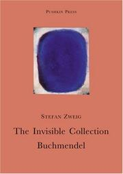 Cover of: The invisible collection