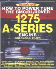 Cover of: How to Power Tune BMC/Rover A-Series Engines (Speedpro Series)