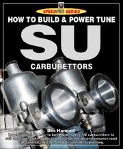 Cover of: How to Build & Power Tune Su Carburettors (Speedpro)