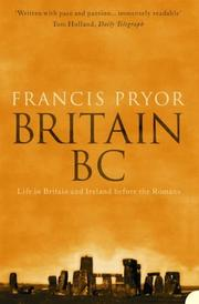 Cover of: Britain BC | Francis Pryor