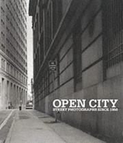 Cover of: Open City