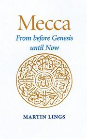 Cover of: Mecca