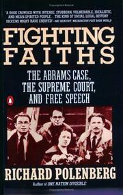 Cover of: Fighting faiths