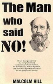 Cover of: The man who said no!