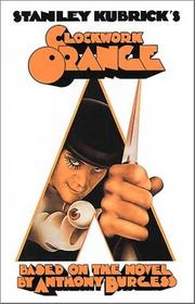 Cover of: Stanley Kubrick's 'A Clockwork Orange'
