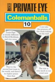 "Cover of: ""Private Eye's"" Colemanballs (Private Eye)"