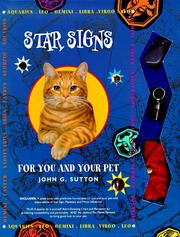 Cover of: Star Signs | John G. Sutton