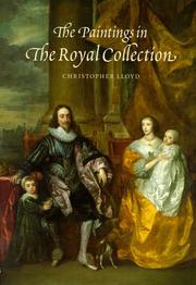 Cover of: The paintings in the Royal Collection